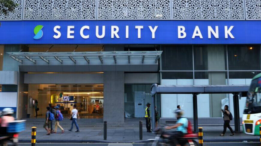 security bank image