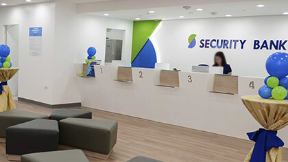 security bank case study