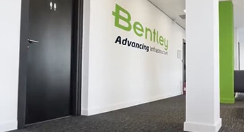 Bentley saves 90% campus recruitment time