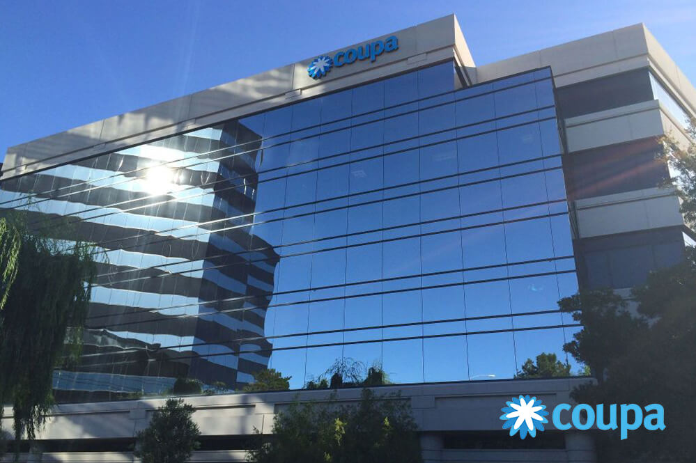 Coupa hired top tech talent