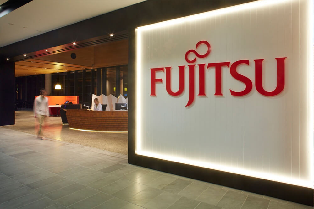 Fujitsu minimized 50% dependency on technical team
