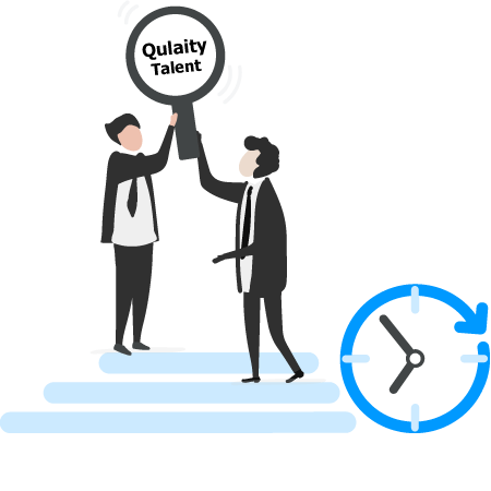 Hire quality talent. Faster.